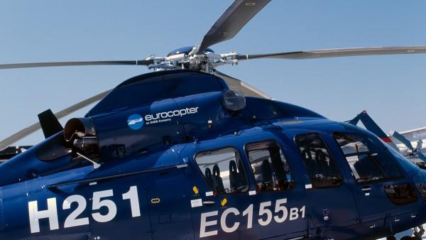 Použitie v oblasti armády: Eurocopter