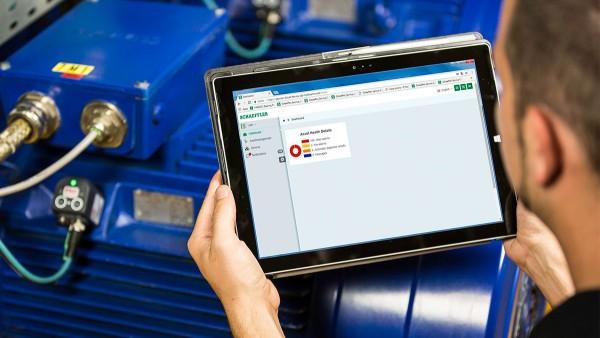 Cloudové služby pre elektromotory