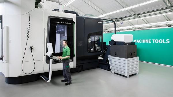 Schaeffler riešenia pre oblasť obrábacích strojov