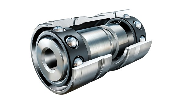 Valivé ložisko v turbodúchadle