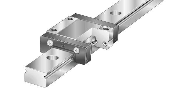 Schaeffler lineárne vedenia: Dvojradové miniatúrne jednotky sobehom guliek