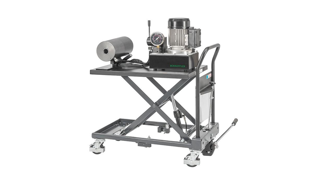 Schaeffler produkty údržby: Pojazdné hydraulické zariadenie