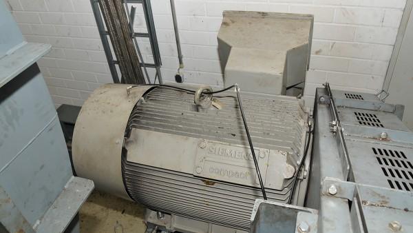 Automatické mazanie veľkorozmerného ventilátora v BMW