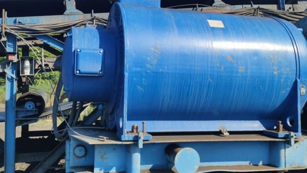 Schaeffler CONCEPT2 v ochrannej skrinke na hnacom motore
