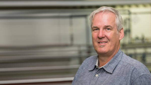 Joachim Dankwardt, zastupujúci vedúci oddelenia získavania vody/úpravy v účelovom zväze zásobovania vody Perlenbach