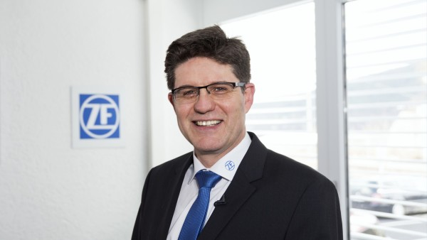 Dr.-Ing. Dietmar Tilch, Director Industrial Technology – Condition Monitoring Systems ZF Friedrichshafen AG
