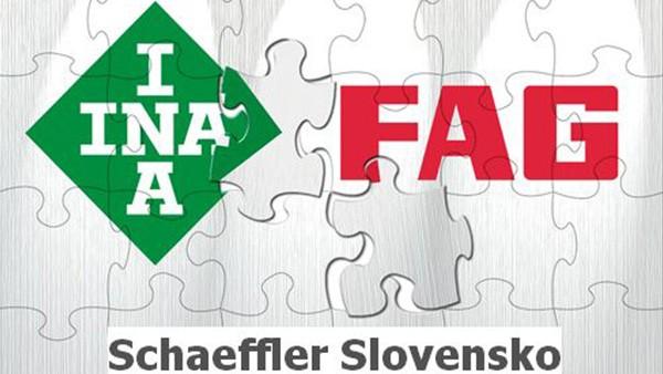 integrácia organizačnej zložky FAG ISS v Bratislave do Schaeffler Slovensko a vytvorenie spoločného zastúpenia značiek INA a FAG