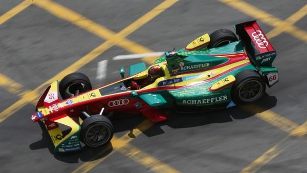 Spoločnosť Schaeffler využíva formulu E ako testovacie pole pre vývoj pokrokových hnacích technológií automobilov.