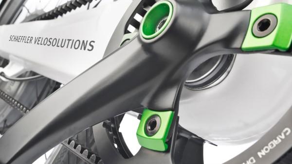 Schaeffler riešenia pre LEV, bicykle a šport: Schaeffler Smart E-Bike