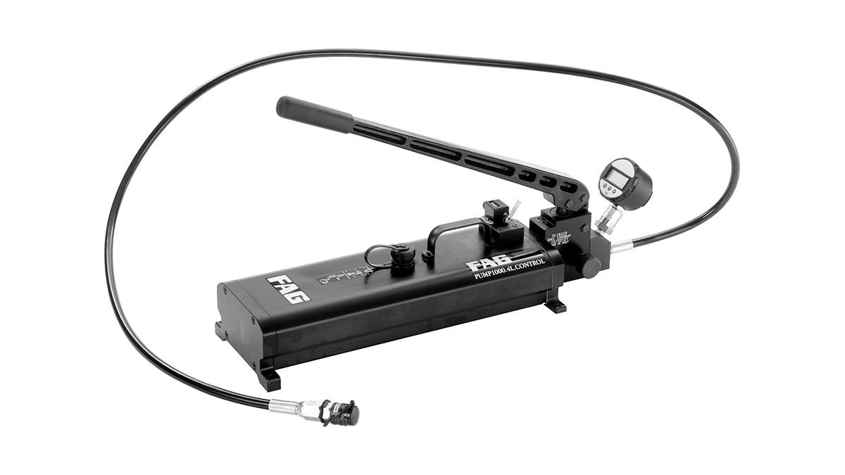 Schaeffler produkty údržby: Generátory tlaku