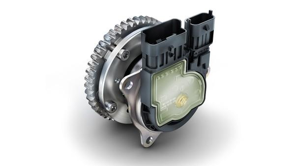 Elektromechanický prestavovač vačkového hriadeľa